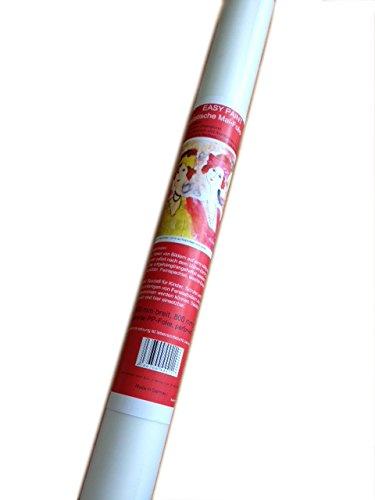 Folio Contact Hybrid Umweltfreundlich 10 Blatt, Sheet 80 x 60 cm, weiss Weiß Folio