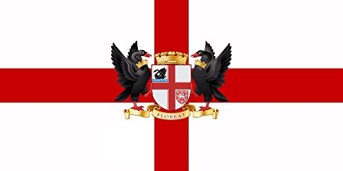 magflags-flagge-large-perth-the-city-of-perth-flag-is-the-red-cross-of-saint-george-on-a-white-backg