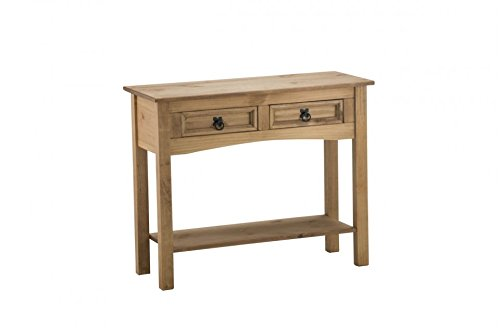 mercers-furniture-corona-2-drawer-console-table-pine