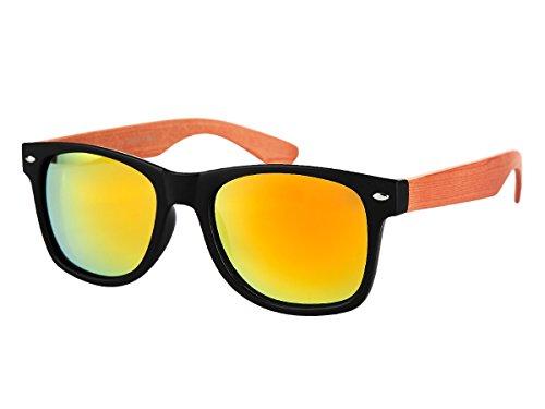 Alsino Sonnenbrille edle Holzoptik multicolour, wählen:V-1241-5