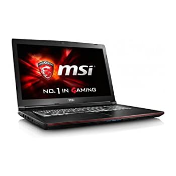 "MSI Gaming GP72 6QE(Leopard Pro)-254XFR i7-6700HQ 17.3"" 1920 x 1080pixels Black - notebooks (i7-6700HQ, DVD Super Multi, Touchpad, FreeDOS, Lithium-Ion (Li-Ion), Intel Core i7-6xxx)"