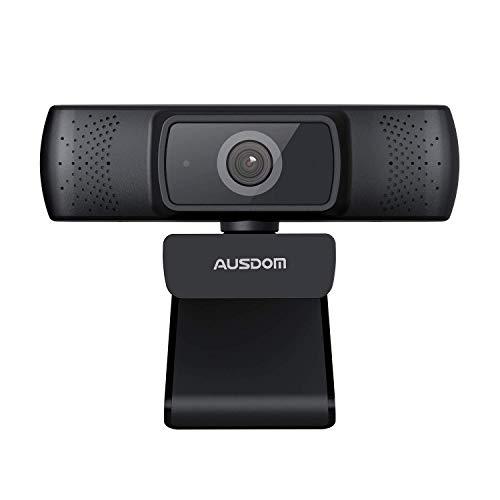AUSDOM AF640 1080P Full HD Webca...