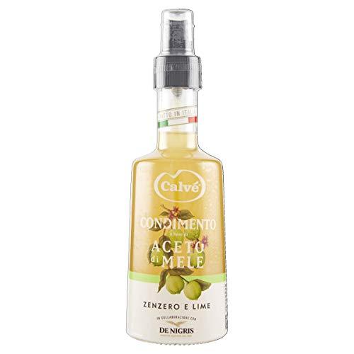 Calvé Condimento Mele Zenzero e Lime - 250 gr