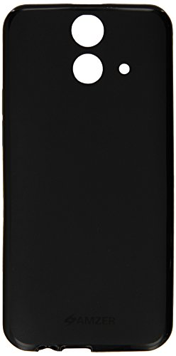 Amzer 97117 Pudding TPU Case - Black for HTC One E8