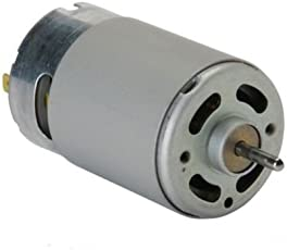 NTL - National Tree Life 12 Volt DC Motor Multipurpose Brushed Motor for DIY Applications PCB Drill