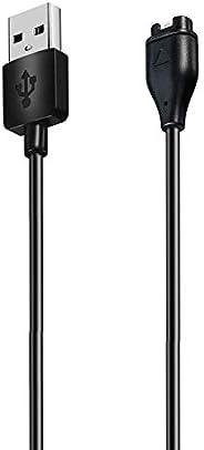 Kissmart for Fenix 6 6X 6S Pro Charger ، كابل شحن بديل لـ Garmin Fenix 6 6X 6S Pro
