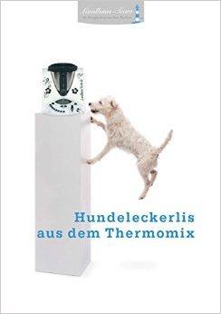 Hundeleckerlis aus dem Thermomix ( 1. Februar 2013 )