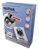 Nilfisk - 107407940 - 4 bolsas aspiradora + prefiltro