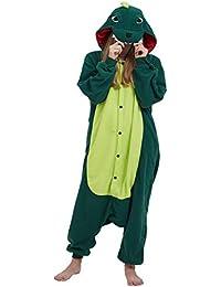 DELEY Unisexo Adulto Caliente Animal Pijamas Cosplay Disfraz Homewear Mamelucos  Ropa De Dormir 6626d774b42c