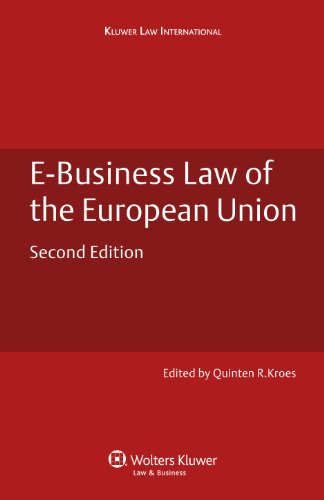 E-Business Law of the European Union, Second Edition