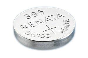 Uhrenbatterie Renata Swiss Made Renata 395 oder SR927SW oder AG7 1.5V schnelle Schiff (5 x 395 oder SR927SW)