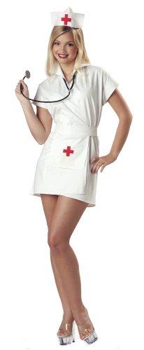 California Costumes Krankenschwester Kostüm M