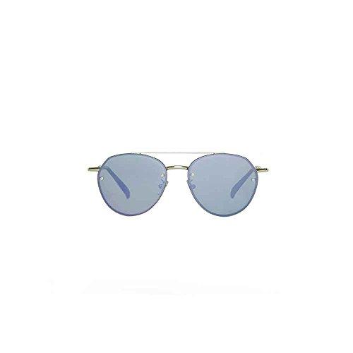 Spektre Sorpasso Sonnenbrille Männer Frauen hoher Schutz spiegel lilla Made in Italy