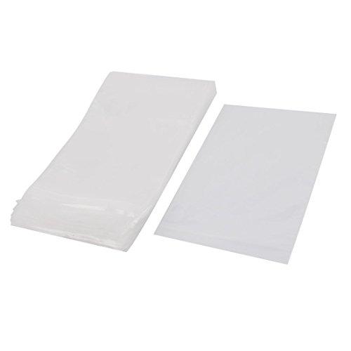 sourcingmapr-100-piezas-zip-lock-ziploc-de-plastico-transparente-de-poli-pueden-volver-a-cerrarse-bo