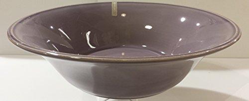 Côte Table Saladier Constance chardon lilas cm 30 Porcelaine Saladier