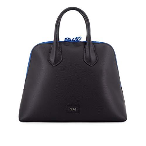 04a3294e05 GUM Gianni Chiarini Design | Sporting Media Bag Black | GUM_BS1858/19AI_1088