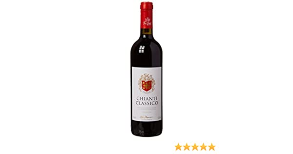 b58a34ab8 Morrisons The Best Chianti Classico, 75cl (Italy): Amazon.co.uk: Prime  Pantry