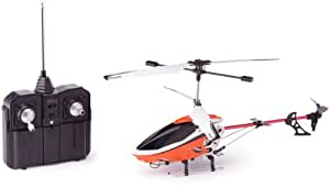 Silverlit - 84596 - Radio Commande Véhicule Miniature - R / C Sky Eagle - 3 Canaux Gyro - Orange