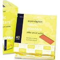 Dependaplast Stoff Pflaster Pilfer Proof (Wallet of 40) (rl916) preisvergleich bei billige-tabletten.eu