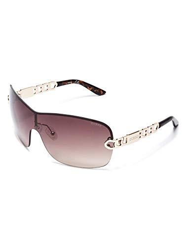 Guess Damen GF6043-0032F Sonnenbrille, Braun (Marron), 72.0