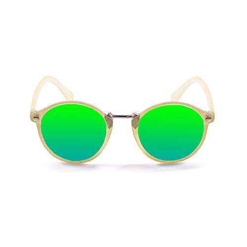 Paloalto Sunglasses Maryland Sonnenbrille Unisex Erwachsene, transparent Gold