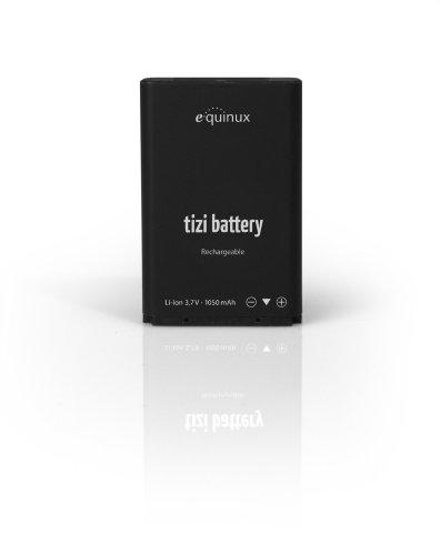 equinux tizi battery - Zusatzakku für tizi TV und tizi beat bag (Bag Beat)