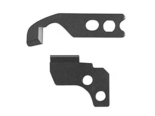 Markenlos Overlockmesser für W6 N 454D Overlock,Overlockmaschine,Overlocker -