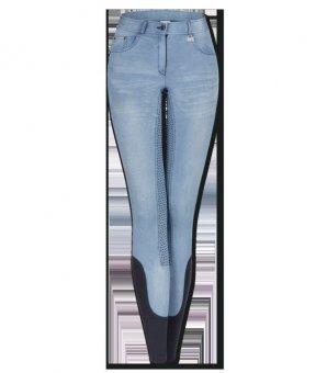 Waldhausen Jeans-Reithose Hope, blau, Gr. 40, blau, 40