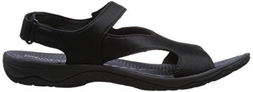 Easy Spirit Yogala Toile Sandale Black