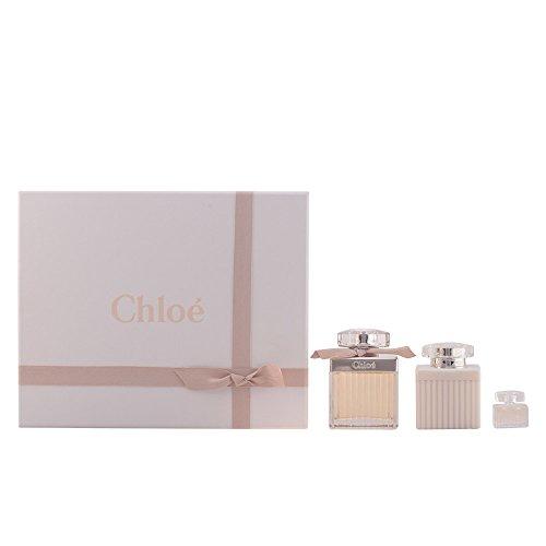 Chloé Women Set EDP Spray 75.0 ml plus B/L 100.0 ml plus RE, 1er Pack (1 x 3 Stück)
