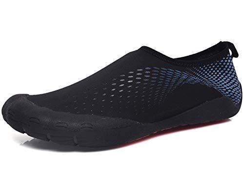SINOES Strandschuhe Wasserschuhe Badeschuhe Aquaschuhe Schwimmschuhe Surfschuhe Barfuß Wassersport Schuhe für Herren Damen Unisex (Tommy Hilfiger Schuhe Kind Kleines)
