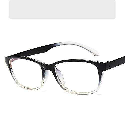 XCYQ Brillengestell Optische Brillengestell Frauen Männer Klare Linse Brillen Transparente Brillen Brillen Frames Für Frauen, C
