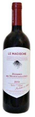 Le Macioche - Rosso di Montalcino (DOC) (caisse de 6)