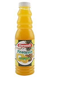 Ganesh Pineapple Fruit Crush(750 ml)