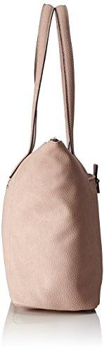 GERRY WEBER Damen Talk Different Ii Shopper Lhz, 45x29x14 cm Pink (304)