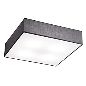 Trio Leuchten Ceiling Light, nickel Grey