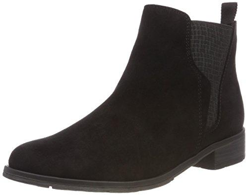 MARCO TOZZI Damen 2-2-25321-31 001 Chelsea Boots, Schwarz (Black, 42 EU