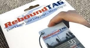 ReboundTAG Smart Luggage Tracker: RFID, NFC, QR Code:...