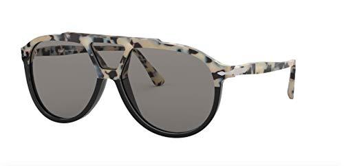 Ray-Ban Herren 0PO3217S Sonnenbrille, Schwarz (Black Tortoise), 59