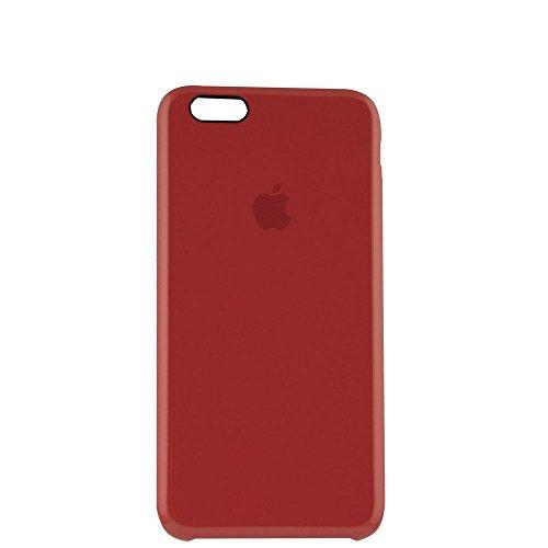 Apple MKXQ2ZM/A - Carcasa de silicona para iphone 6s plus , Naranja