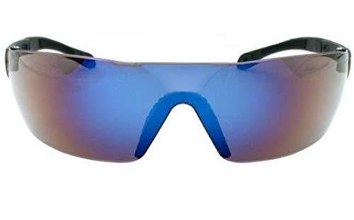 SEQUEL BLAU SPIEGEL UV400 Blau Verspiegelt Sonnenbrille Herren Damen -- Anti-UV & anti-Blaulicht stoßfest kratzfest Spiegel Mode Sport Sonnenbrillen