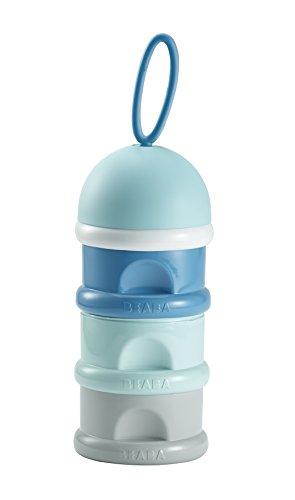 Béaba - Stapelbare Milchdosierbox, blau
