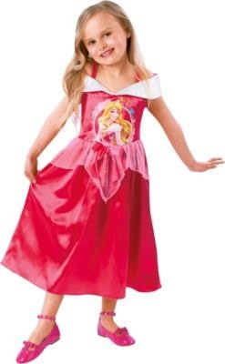Amazing Disney Princess Sleeping Beauty Dress Up Outfit – 7–8 Jahre – Cleva® -