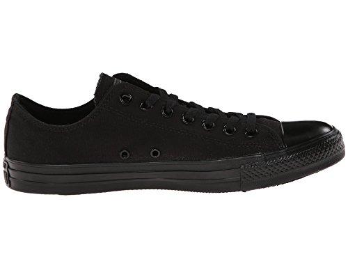 Converse All Star Chuck Taylor Ox, Sneakers Unisex - Adulto Nero/Nero