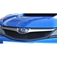 Subaru Impreza WRX 2008 MY- Top Grille - Black finish (2008 onwards)