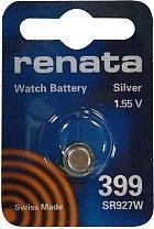 Renata SR57, SR926 1.55V Silver Oxide Button Cell Battery x1