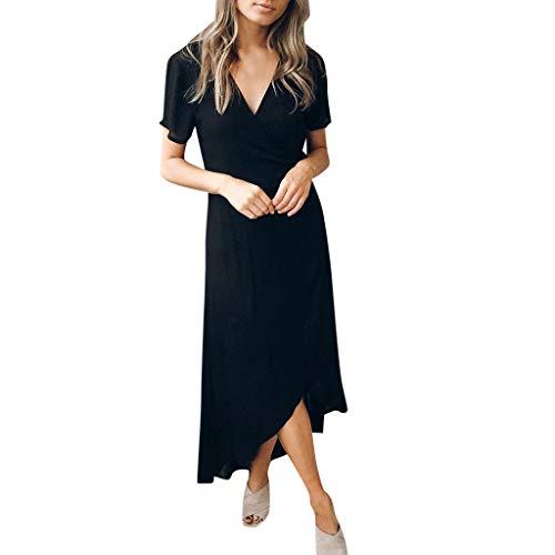 Sommer Frauen Kleider ärmellose Bodycon Ladies Evening Party Dress ärmelloses Kleid Rundhalsausschnitt Elegante Abendmode Mini-Kleid für ()