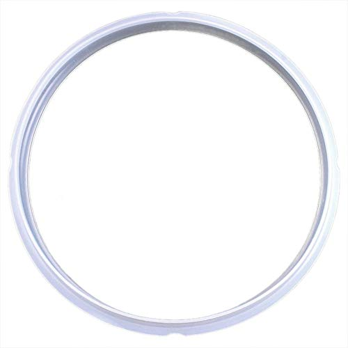 31QiOm12pAL. SS500  - Basisago Sealing Ring for Electric Tower Pressure Cooker Replacement Silicone Sealing Ring for Instant Pot Common Transparent 4L 5L/6L