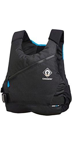 2017 Crewsaver Pro 50N Side Zip Buoyancy Aid Black