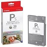 Canon Easy Photo Pack E-P20S Fotopapier silber, 10 x 15 cm, 20 Blatt
